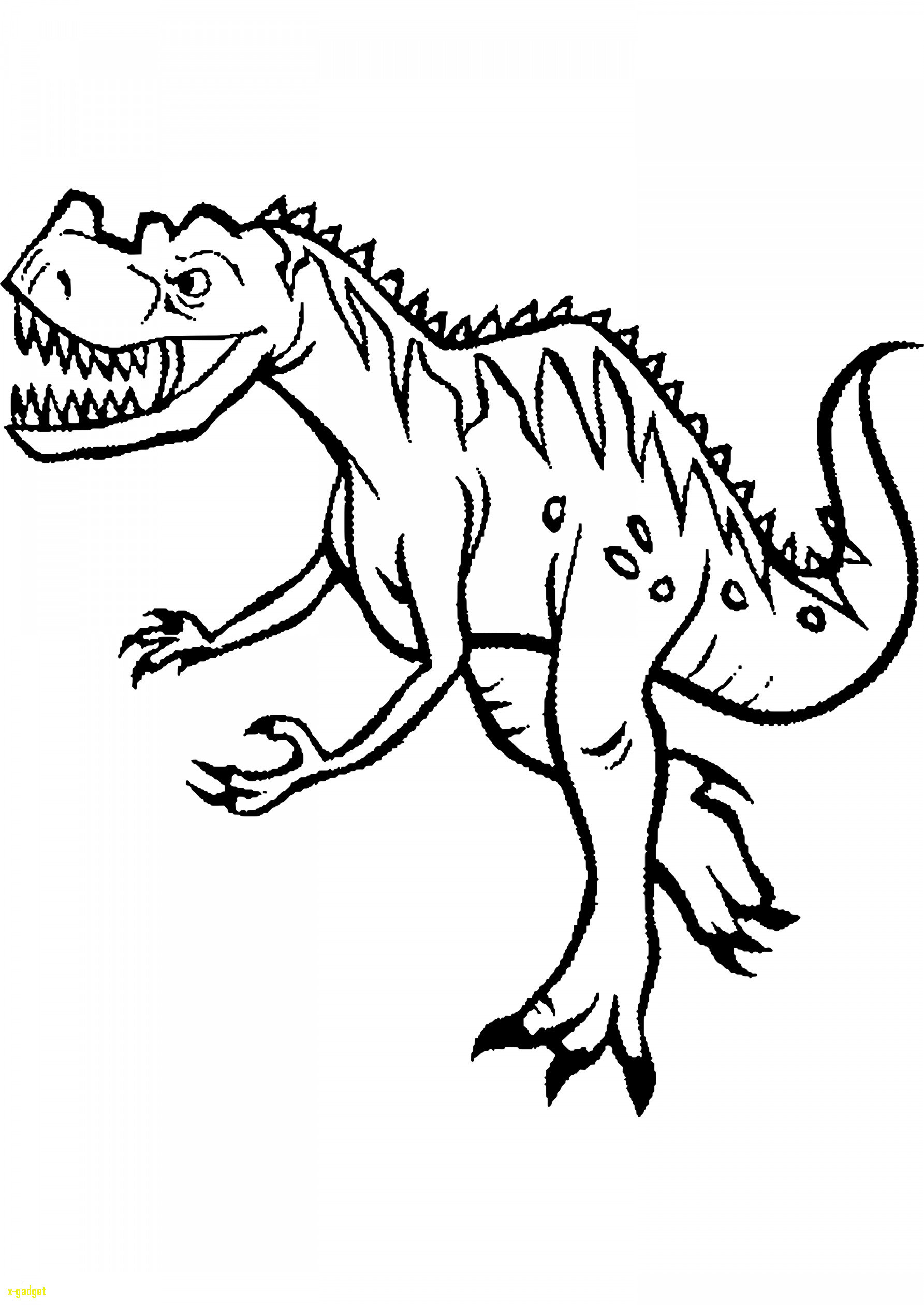 T Rex Ausmalbild Einzigartig Coloriage Dinosaure T Rex Simple Pages to Color Printable New T Rex Stock