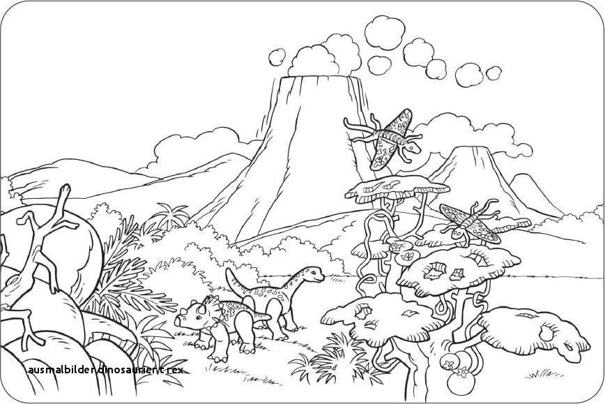 T Rex Malvorlage Das Beste Von 24 Ausmalbilder Dinosaurier T Rex Colorprint Galerie