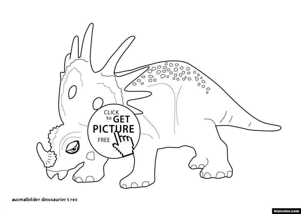 T Rex Malvorlage Inspirierend 24 Ausmalbilder Dinosaurier T Rex Colorprint Galerie