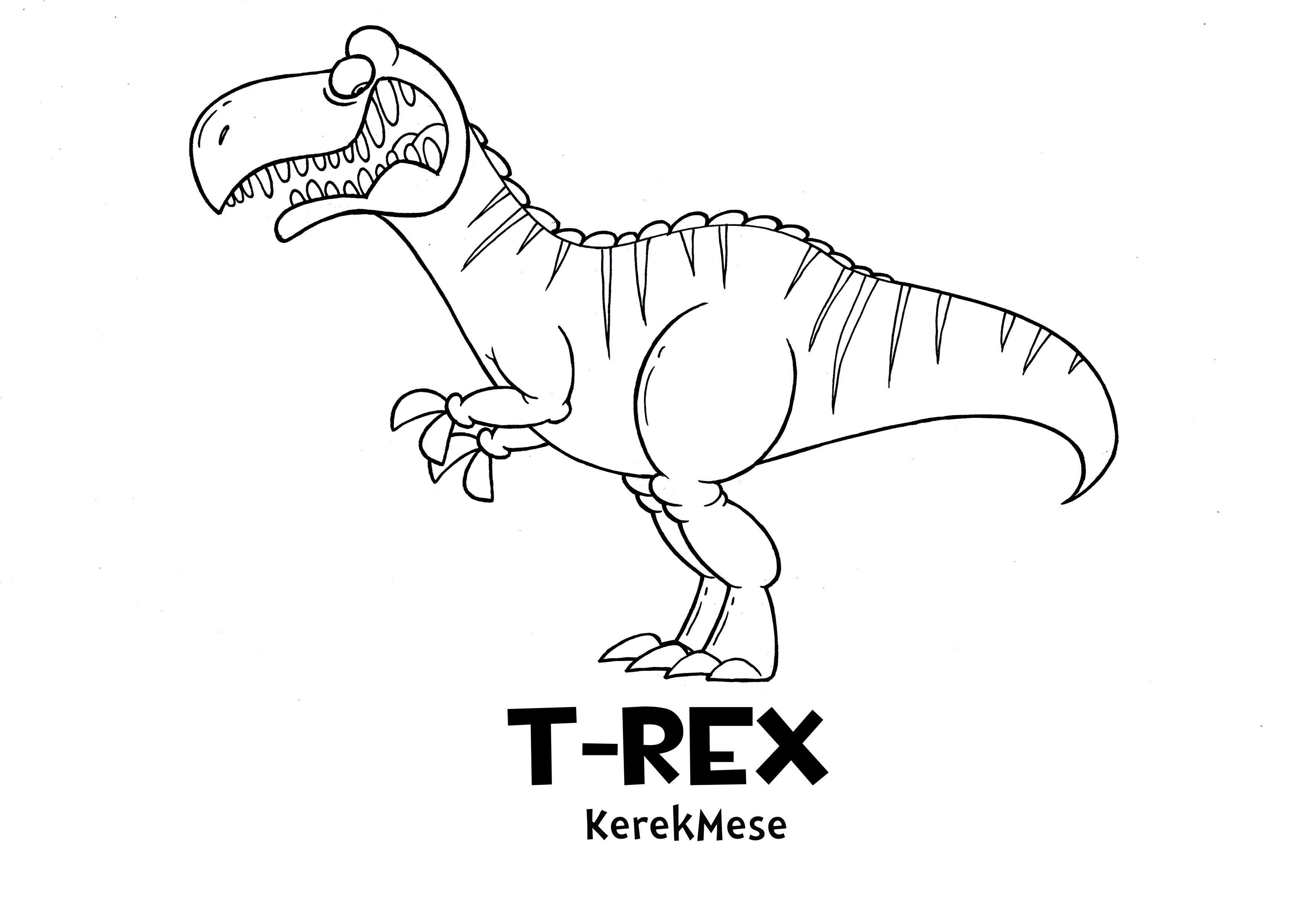 T Rex Malvorlage Inspirierend Dino T Rex Ausmalbilder Genial Pin by Hediye ‡etinkaya Dinozor Galerie