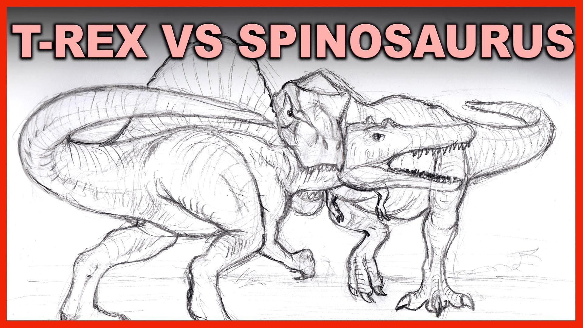 T Rex Zum Ausmalen Das Beste Von Spinosaurus Vs T Rex Coloring Pages 5b38a05b23a7a Schön T Rex Bild