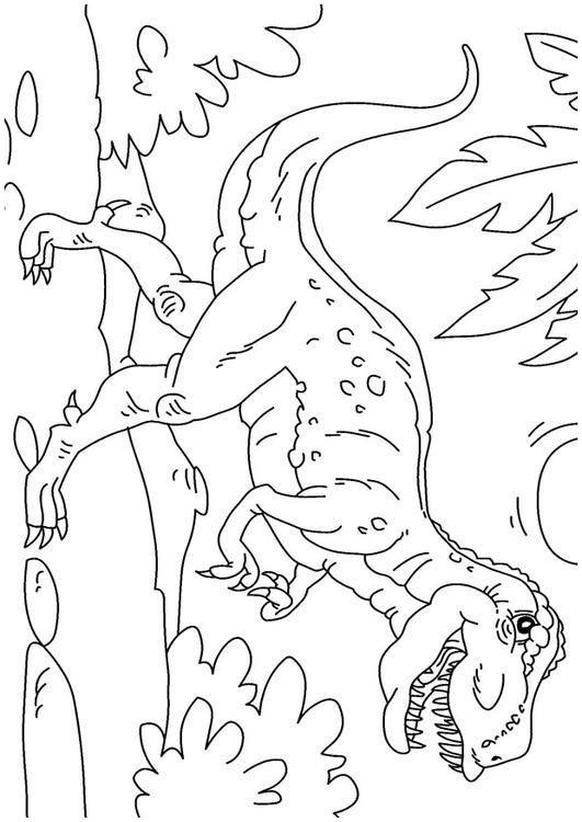 T Rex Zum Ausmalen Inspirierend Ausmalbild T Rex Ausmalbild – Ausmalbilder Für Kinder … Coloring Pages Stock