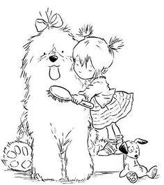 Teddybär Zum Ausmalen Das Beste Von 91 Besten Lili Of the Valley Lotv Annabel Bilder Auf Pinterest In Fotografieren