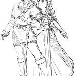 The Legend Of Zelda Ausmalbilder Inspirierend Zelda Twilight Princess Ausmalbilder Uploadertalk Best the Legend Das Bild