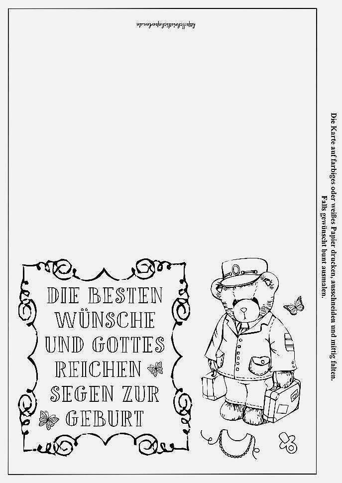 Tierbilder Zum Ausmalen Und Ausdrucken Das Beste Von Winter Bilder Zum Ausmalen Faltkarte Drucken Geburtkarte Luxus Stock