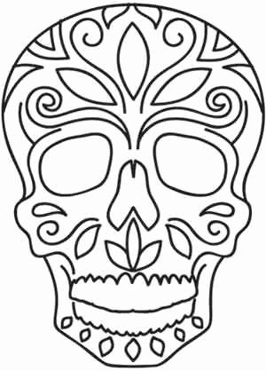 Totenkopf Bilder Zum Ausdrucken Kostenlos Das Beste Von totenkopf Zum Ausdrucken Galerien Dia De Los Muertos Skull Design Stock