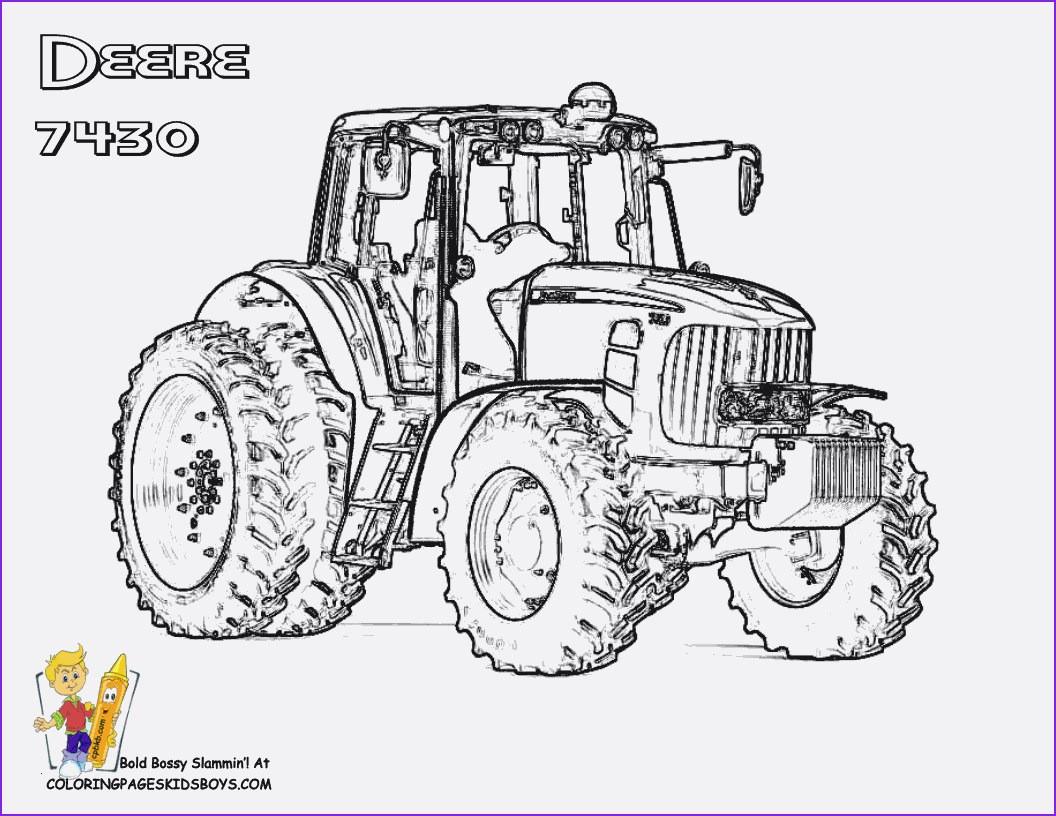 Traktor Ausmalbilder John Deere Genial John Deere ...