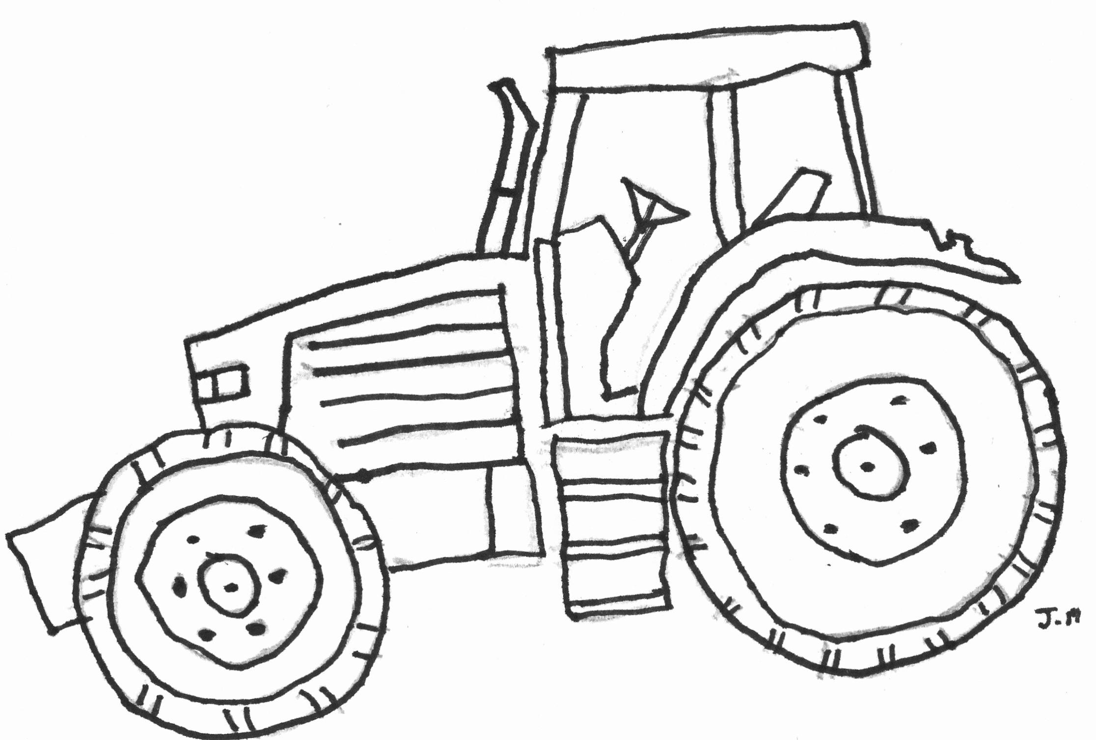 Traktor Ausmalbilder John Deere Genial John Deere Ausmalbilder Best Druckvorlage Zum Ausmalen Stock