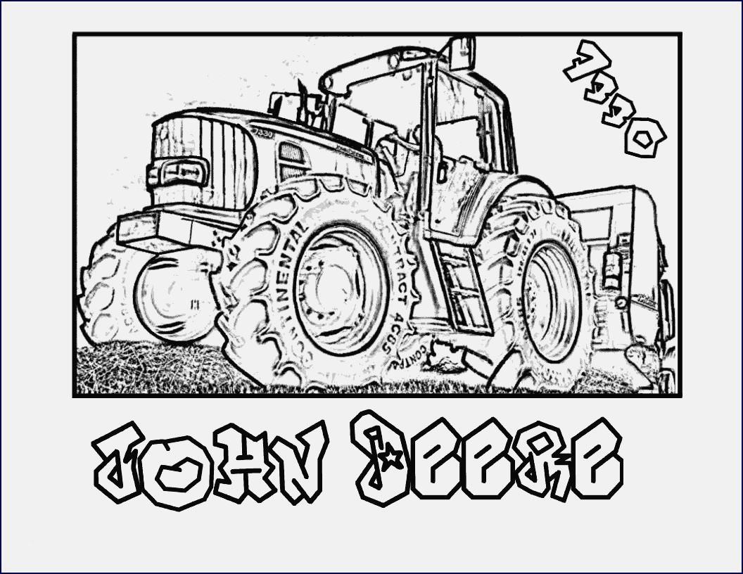 Traktor Ausmalbilder John Deere Inspirierend Verschiedene Bilder Färben Ausmalbilder Trecker Bild