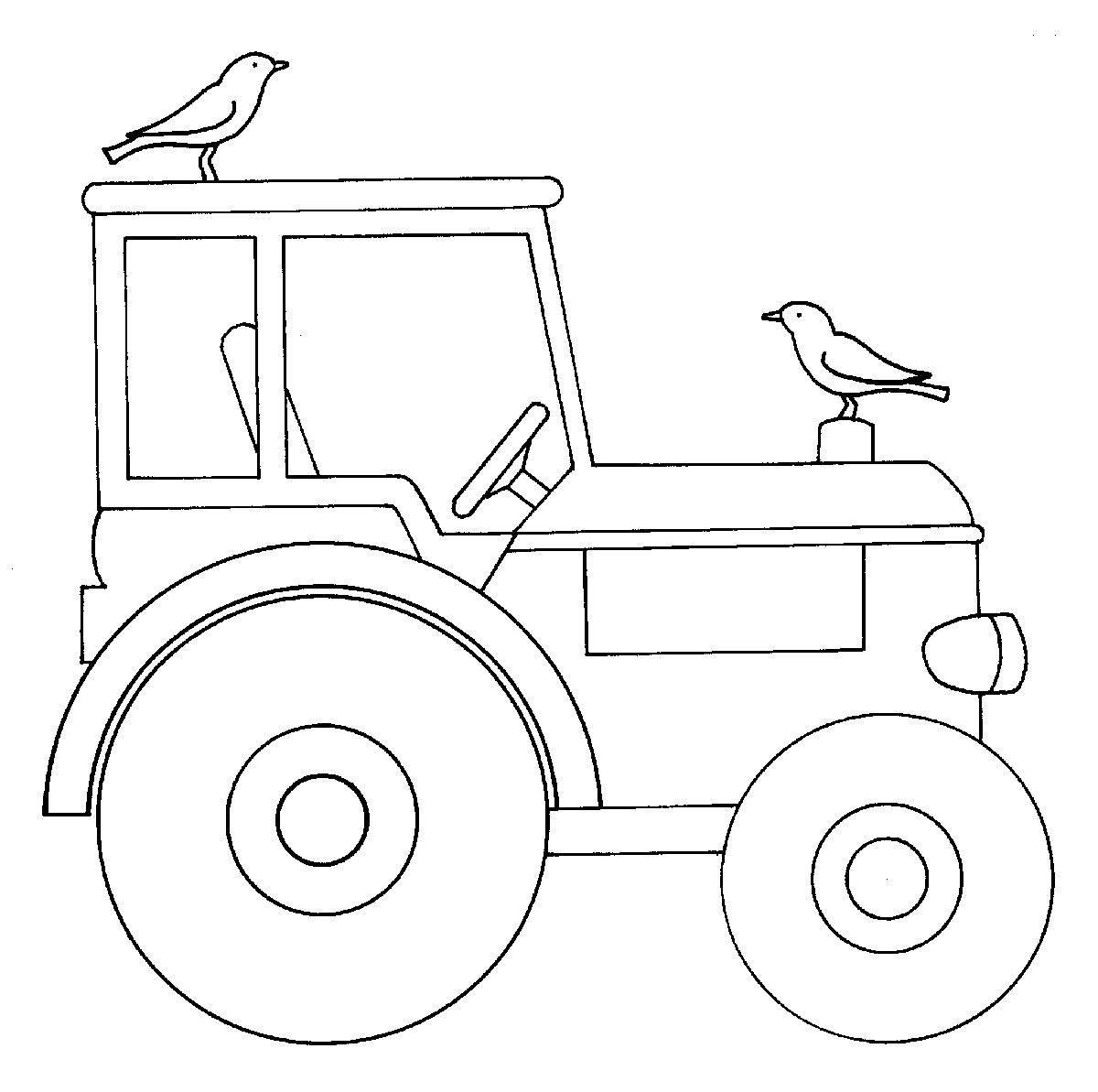 Trecker Zum Ausmalen Genial Kostenlose Malvorlage Bauernhof Traktor Zum Ausmalen Innen Fotos