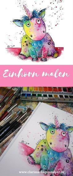 Tumblr Bilder Einhorn Genial 1170 Besten Einhorn Malen Bilder Auf Pinterest In 2018 Sammlung