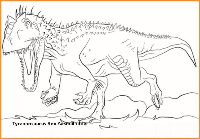 Tyrannosaurus Rex Ausmalbild Das Beste Von T Rex