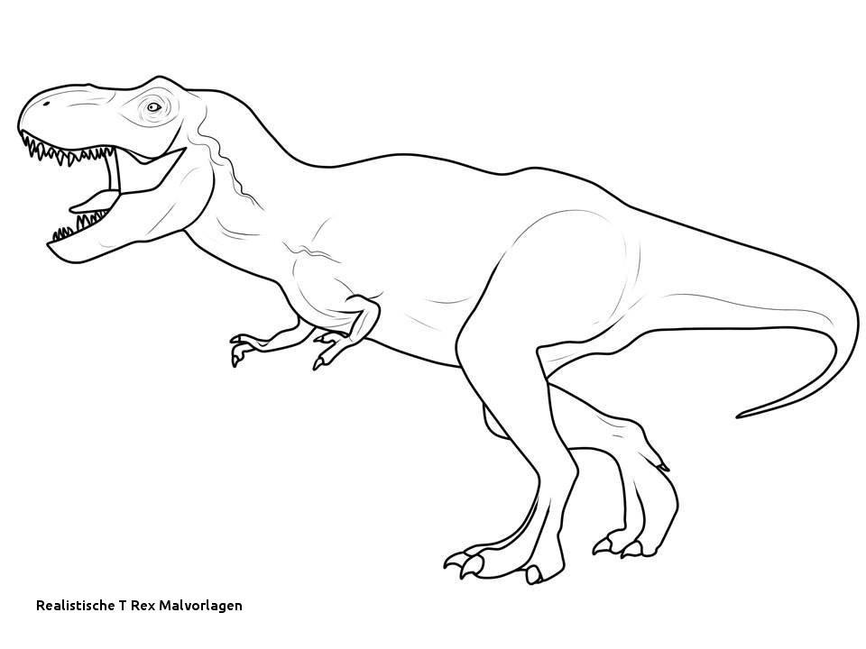 Tyrannosaurus Rex Ausmalbild Inspirierend Realistische T Rex Malvorlagen Bild