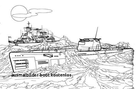 U Boot Ausmalbild Das Beste Von Ausmalbilder Boot Kostenlos Ausmalbild U Boot U 2518 Colorbooks Bilder