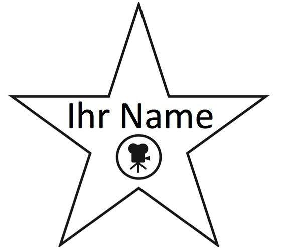Walk Of Fame Stern Vorlage Das Beste Von Stern Vorlage Pdf Walk Fame Stern Vorlage Stern Vorlage Bild