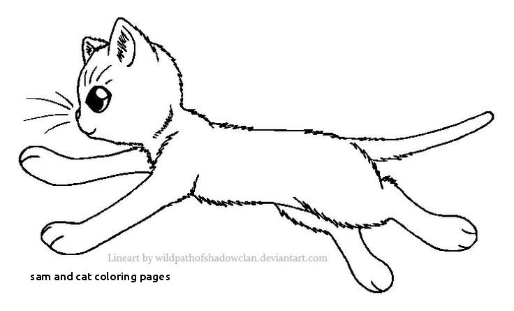 Warrior Cats Ausmalbilder Das Beste Von Sam and Cat Coloring Pages 43 Best Ausmalbilder Kostenlos Fotos