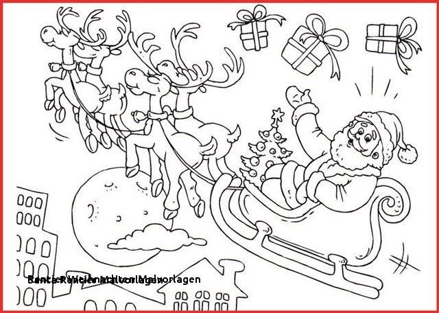 Weihnachts Ausmalbilder Rentier Inspirierend Rentier Weihnachten Malvorlagen Santa Rentier Malvorlagen Ziemlich Das Bild