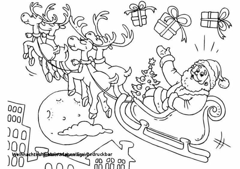 Window Color Vorlagen Weihnachten Rentier Frisch 29 Weihnachtliche Malvorlagen Frei Bedruckbar Bilder