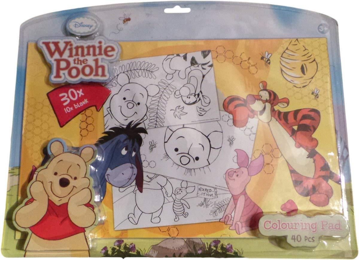 Winni Pooh Ausmalbilder Genial Disney Winnie the Pooh Ausmalbilder Winnie Und Seine Freunde 40 Fotografieren