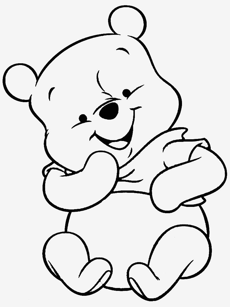winnie pooh ausmalbilder gratis - 28 images - winnie pooh