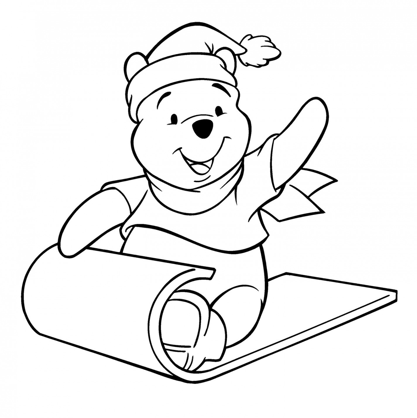 Winnie Pooh Baby Malvorlagen Frisch Winnie the Pooh Winter Coloring Pages Coloring Pages Coloring Pages Stock