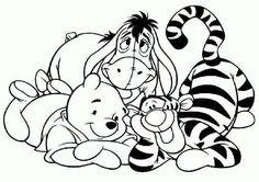 Winnie Pooh Baby Malvorlagen Inspirierend 99 Besten Malvorlagen Bilder Auf Pinterest Stock