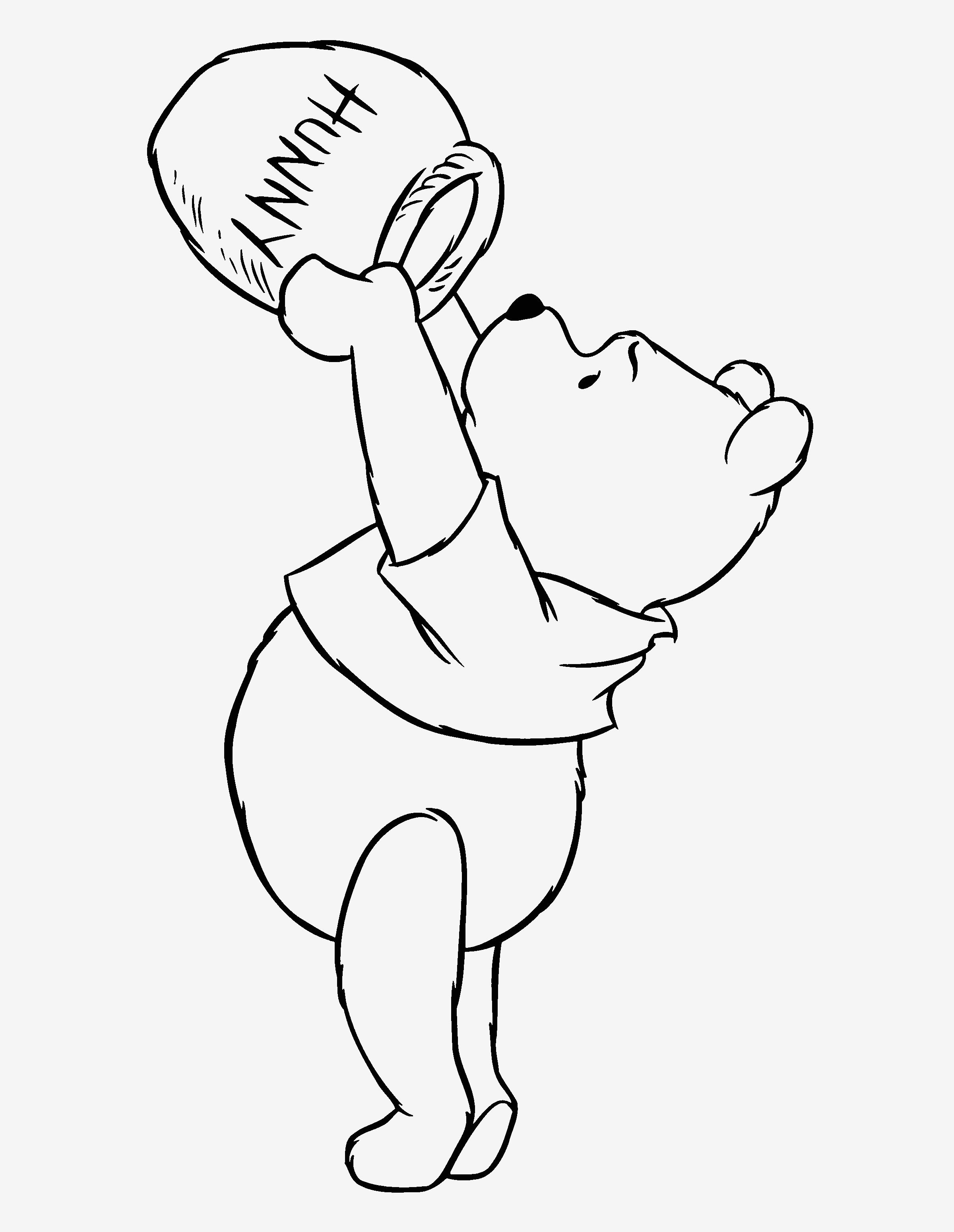 Winnie Pooh Malvorlage Einzigartig Bilder Zum Ausmalen Bekommen Winnie Pooh Malvorlagen Kostenlos Stock