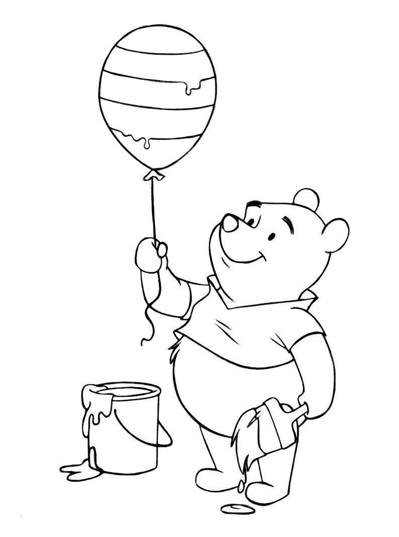 Winnie Pooh Malvorlage Frisch Winnie Pooh Baby Malvorlagen Wand Luxus Winnie the Pooh Coloring Fotos