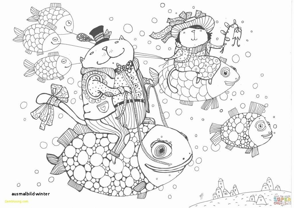Winter Bilder Zum Ausmalen Einzigartig Ausmalbild Winter Ausmalbilder Kostenlos – Meerjungfrauen Fotografieren