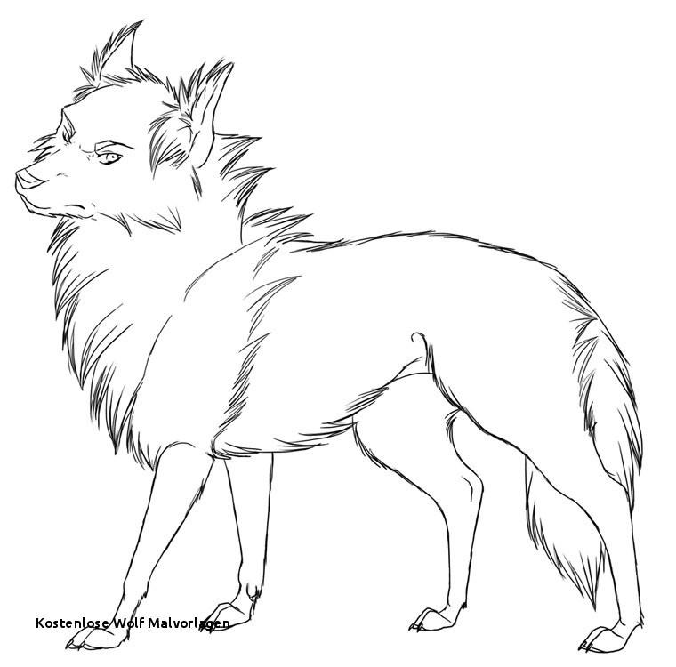 Wolf Bilder Zum Ausmalen Inspirierend 20 Kostenlose Wolf Malvorlagen