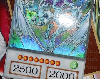 """Yugioh Karten Drachen Genial """"hnliche Artikel Wie Yu Gi Oh Riesige orica Holografischen Karte Fotografieren"""