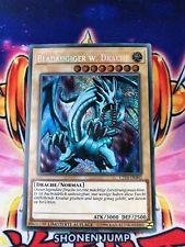 Yugioh Karten Drachen Genial Drachen Gi Oh Cards Mit Blauaugigem W Rare Einzelnen Yu Secret Fotos