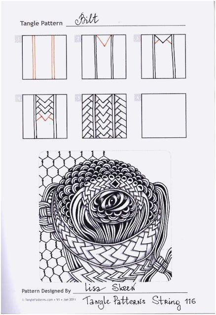 Zentangle Mandala Ausmalen Muster Www Genialfoto Com