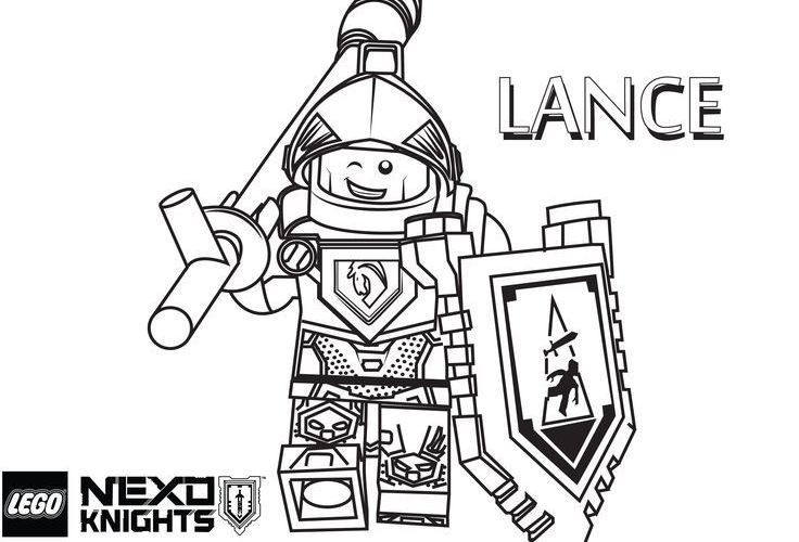 Ausmalbild Nexo Knights Einzigartig Ausmalbilder Nexo Knights 13 Luxury Lego Nexo Knights Coloring Pages Stock