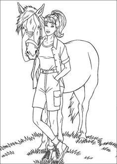 Ausmalbilder Barbie Pferd Genial Ausmalbild Einhorn Mit Fee 01 Bilder