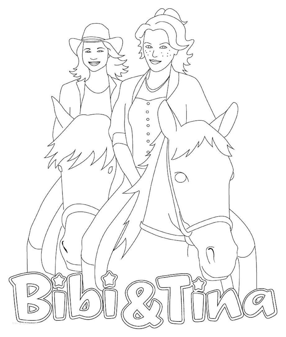 Ausmalbilder Bibi Und Tina 3 Zum Ausdrucken Einzigartig 35 Ausmalbilder Von Bibi Und Tina Trav Graphics Das Bild
