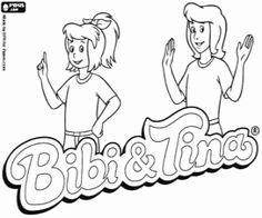 Ausmalbilder Bibi Und Tina 3 Zum Ausdrucken Neu Die 50 Besten Bilder Von Bibi Blocksberg In 2019 Stock