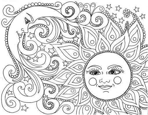 Ausmalbilder Fur Erwachsene Kostenlos Einzigartig 68 Best Coloring Books Images On Pinterest Bilder