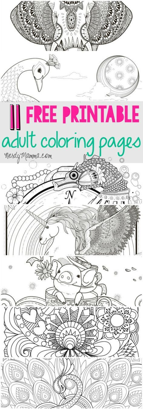 Ausmalbilder Fur Erwachsene Kostenlos Frisch 37 Best Colouring Images On Pinterest Stock