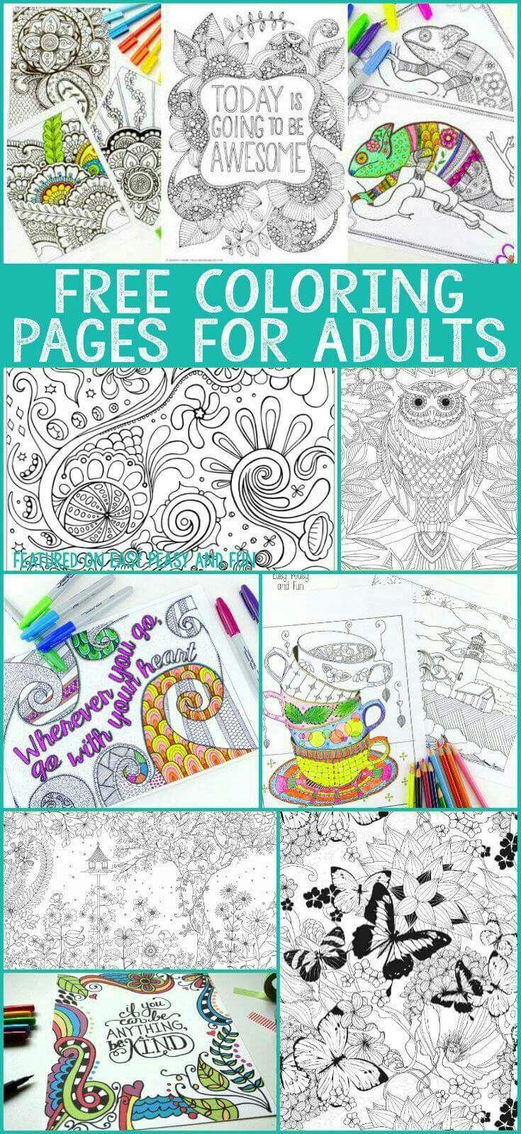 Ausmalbilder Für Erwachsene Kostenlos Genial 37 Best Colouring Images On Pinterest Fotos