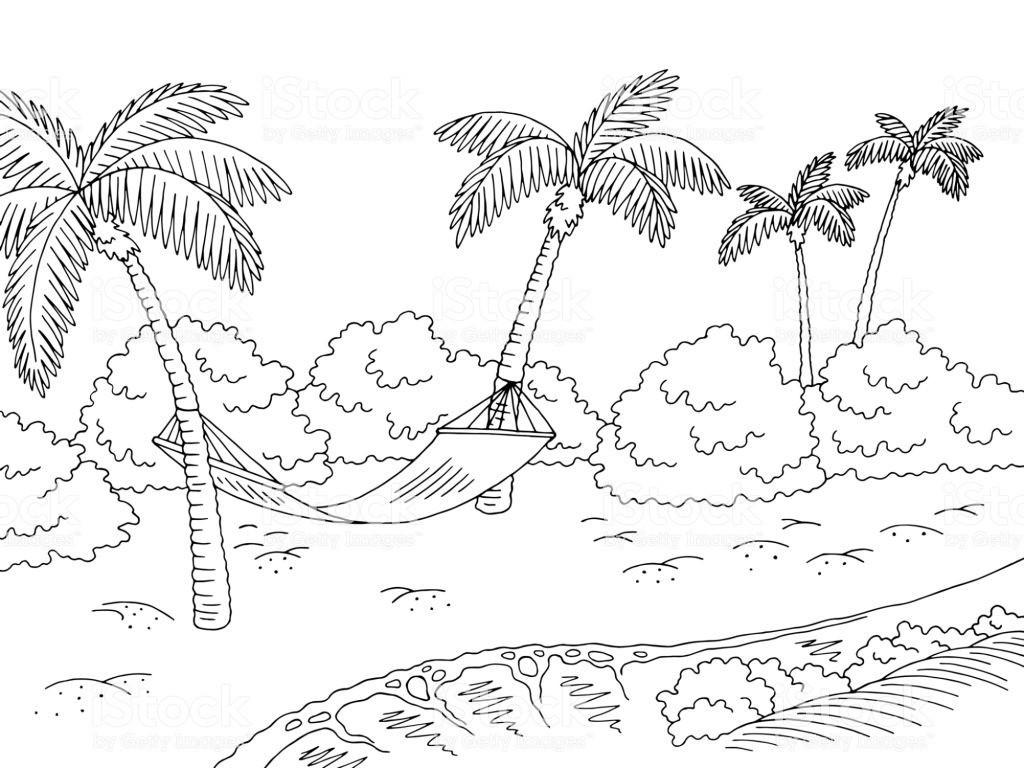 Ausmalbilder Monster High Das Beste Von Ausmalbild Palme Strand Bilder