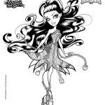 Ausmalbilder Monster High Neu Pages De Coloriages Bilder