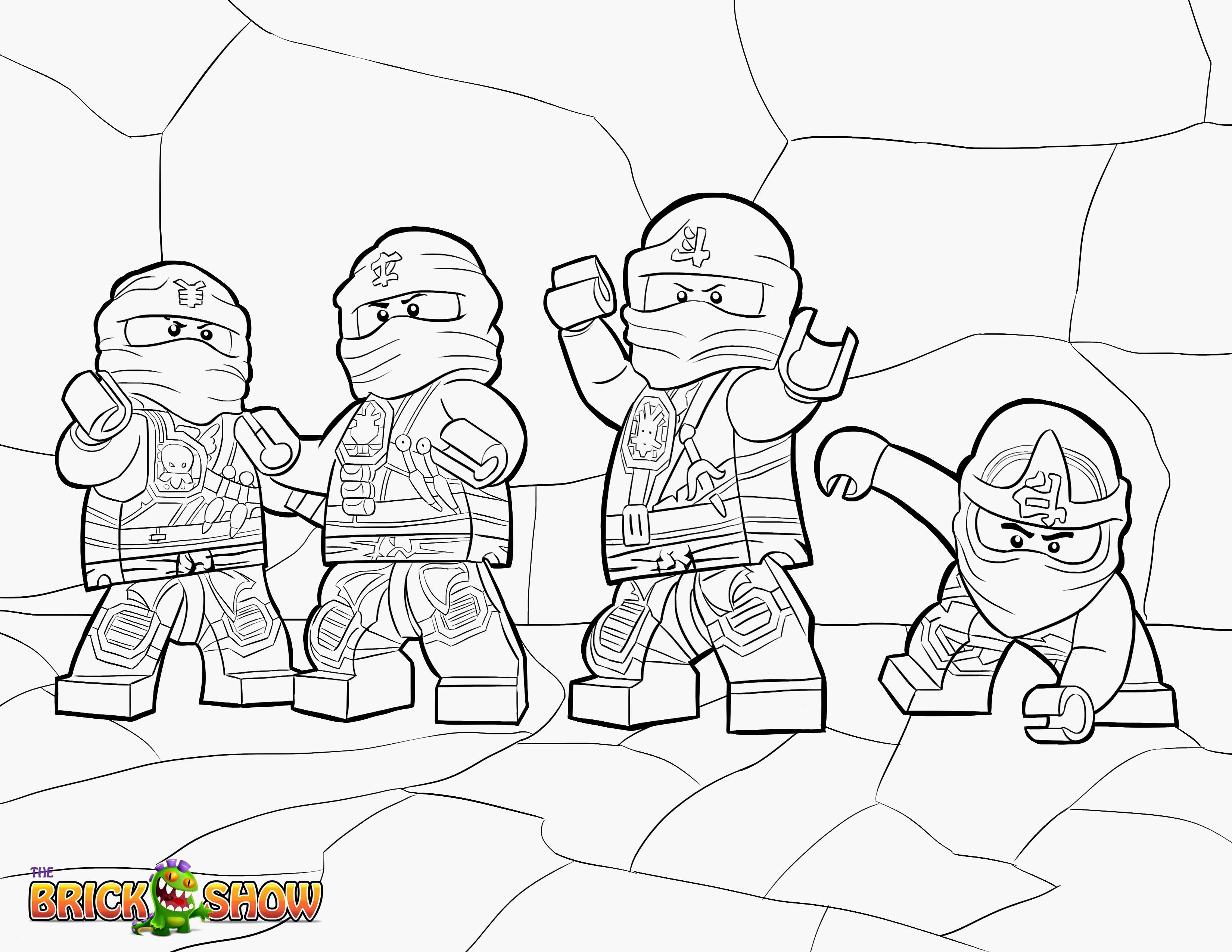 Ausmalbilder Ninjago Lloyd Einzigartig Malvorlage Lego Inspirierend