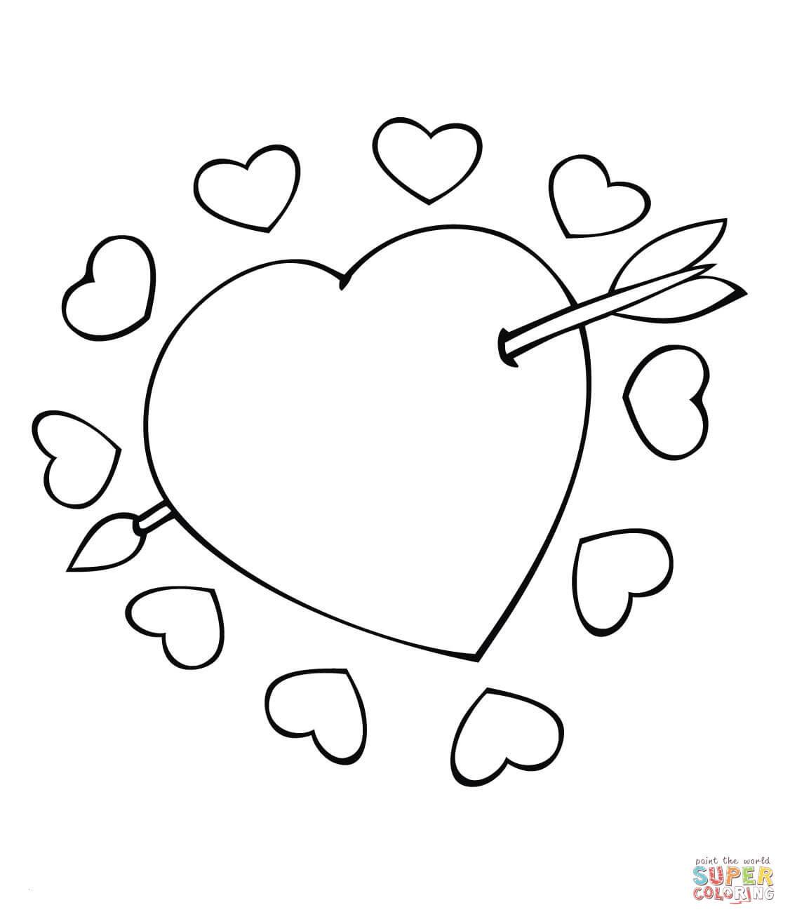 Ausmalbilder Rosen Mit Herz Das Beste Von Malvorlage Herz Luxus 35 Luxus Ausmalbilder Herz – Malvorlagen Ideen Stock
