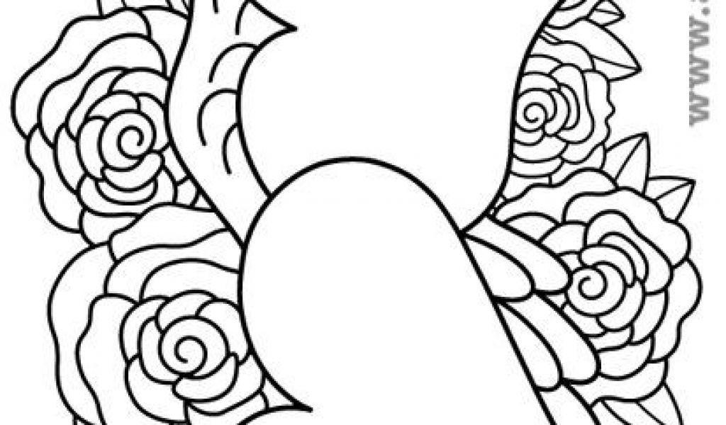 Ausmalbilder Rosen Mit Herz Das Beste Von Malvorlage Rose Das Beste Von Rosenranken Malvorlagen Neu Das Bild