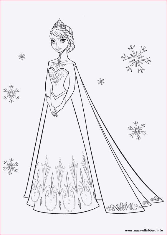 Bilder Zum Ausmalen Elsa Einzigartig Malvorlage Prinzessin Cinderella Stock
