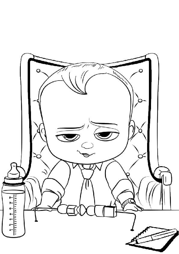 Boss Baby Ausmalbilder Das Beste Von Boss Baby Ausmalbilder Beau S Ausmalbilder the Boss Baby 12 ´ Stock