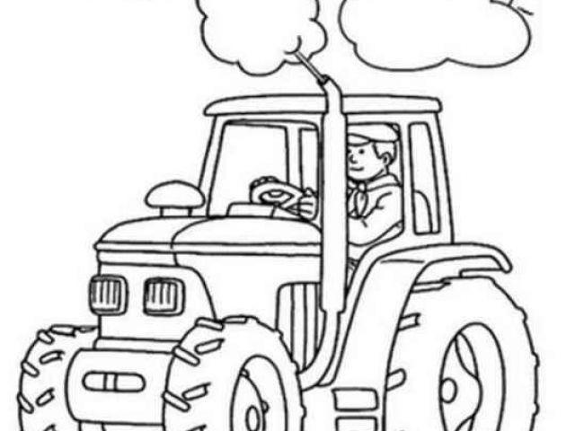 John Deere Ausmalbilder Einzigartig Traktor Ausmalbilder Traktor Ausmalbilder Und Malvorlagen Zum Sammlung