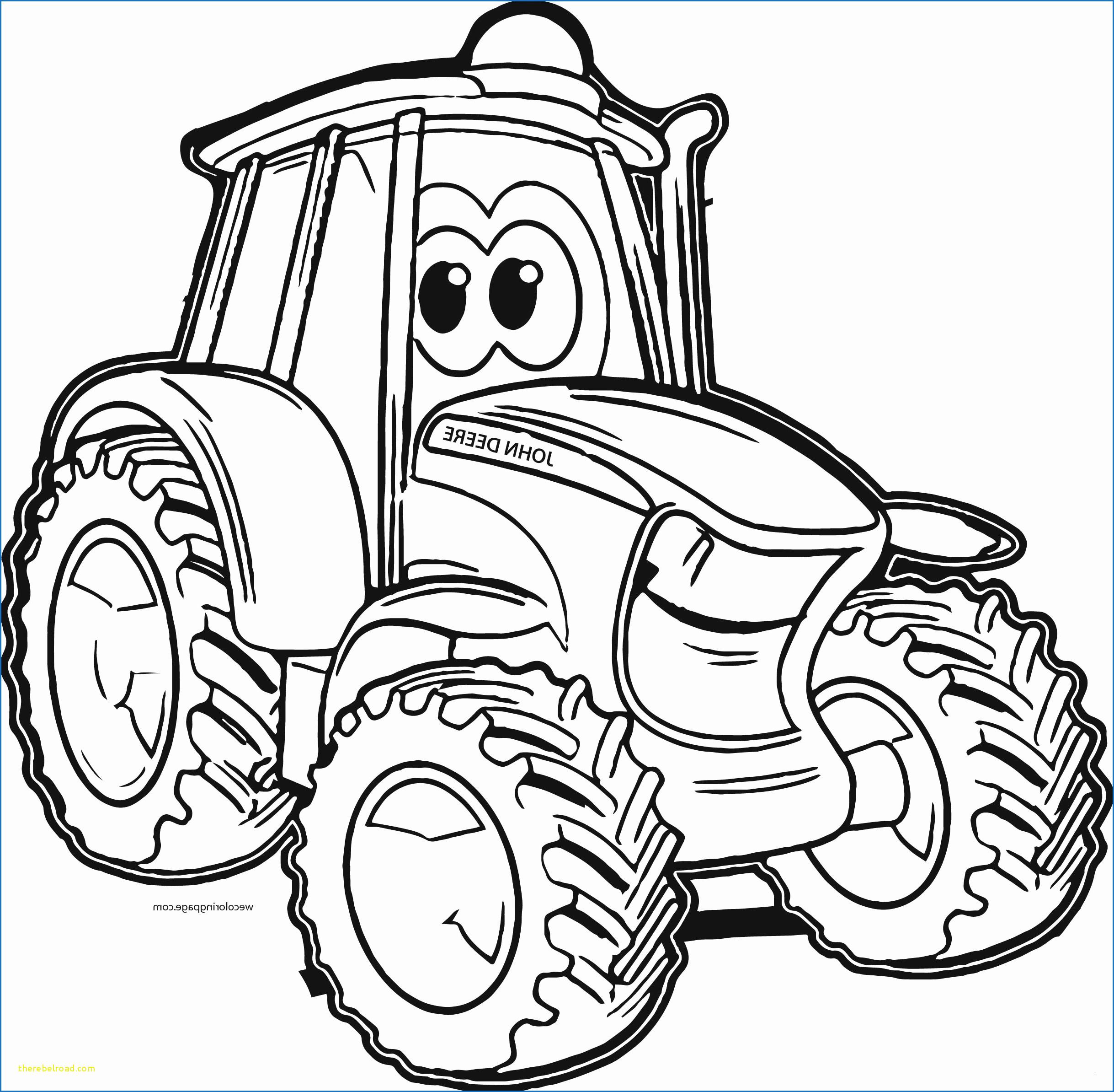 John Deere Ausmalbilder Frisch Ausmalbild Traktor Sammlung