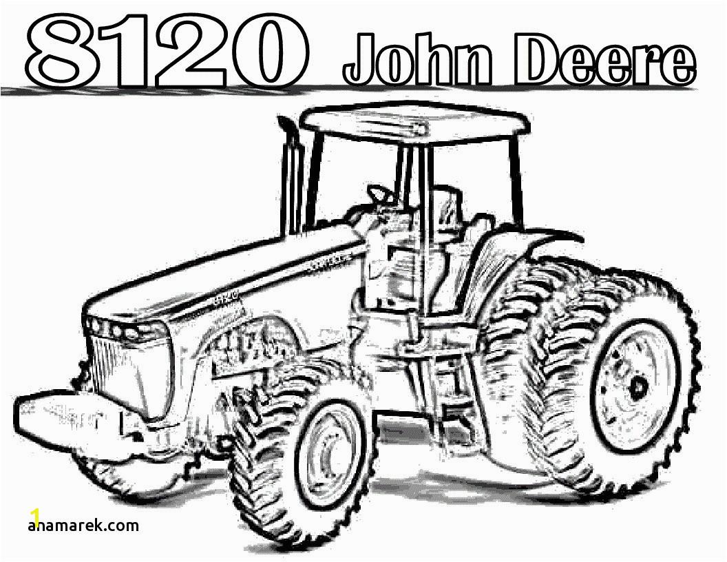 John Deere Ausmalbilder Frisch John Deere Tractor Coloring Pages Bilder